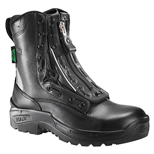 Extra Wide 605110XW-7 Womens 7 Black Haix Airpower R2 Waterproof Leather Boots