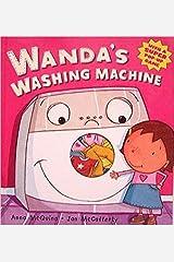 Wanda's Washing Machine Hardcover