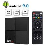 T95 Mini Android 9.0 TV Box,...