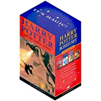 Harry Potter PB Boxed Set x 4: Harry Potter and the Philosopher's Stone 1