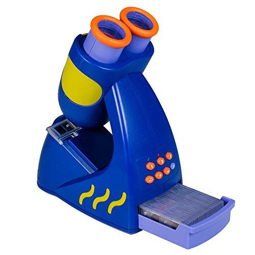 51l lAqckRL - Educational Insights GeoSafari Jr. Talking Microscope - Featuring Bindi Irwin - for Preschoolers!