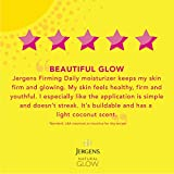 Jergens Natural Glow +FIRMING Self Tanner Body