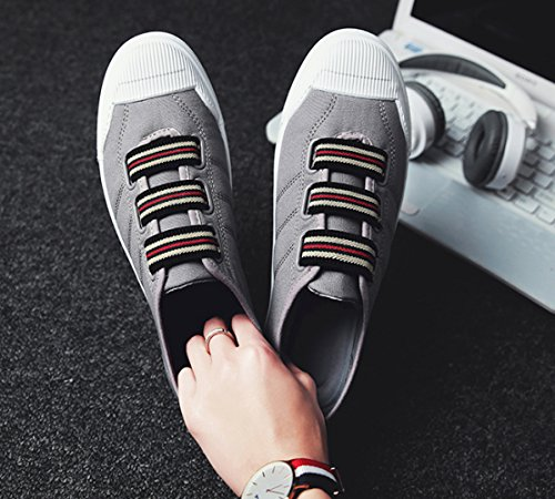 da uomo scarpe XFF da casual scarpe grigio tomaia casual Scarpe con uomo uomo da uomo da n8qx0wOqp1