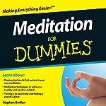 Meditation For Dummies Audiobook | Stephan Bodian