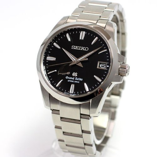 Grand Seiko Wristwatch Spring Drive Model Sbga027