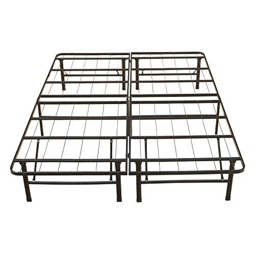 Sleep Sync 18-inch Twin Premium Platform Mattress Bed Frame