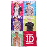 1D Sleeping Bag with Carry Pack – Slumber Bag – One Direction, 30x54in. For Sale