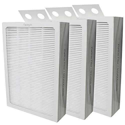 Replacement for Blueair 500/600 Series Filter (3pk)