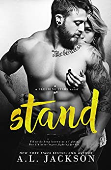 Stand: A Bleeding Stars Stand-Alone Novel by [Jackson, A.L.]