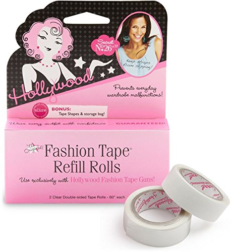 Hollywood Fashion Secrets Fashion Tape Gun Refill Rolls