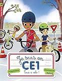"""Afficher """"Je suis en CE1 n° 8 Tous à vélo !"""""""