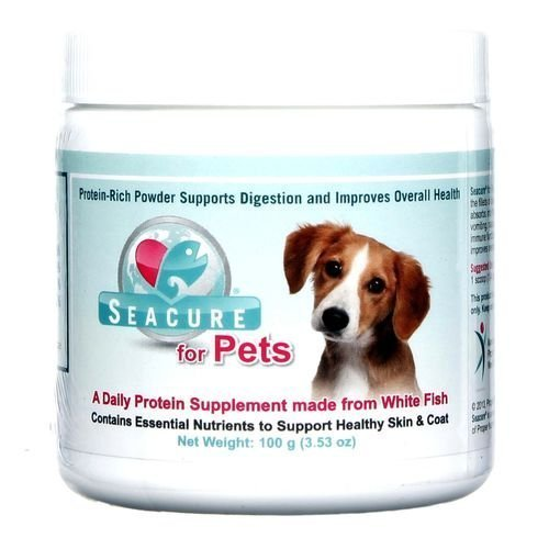 Seacure for Pets Hydrolyzed White Fish - 3.53 oz (100 Grams) by Proper Nutritio by Proper Nutrition