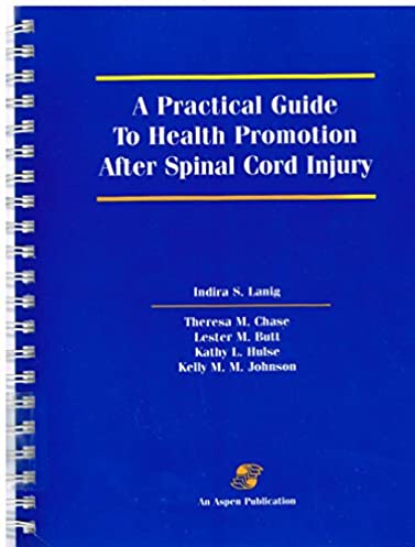 practical guide to health promotion after spinal cord injury rh amazon com theory in a nutshell a practical guide to health promotion theories Health Education