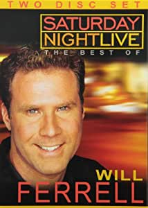 Saturday Night Live - The Best of Will Ferrell - Volumes 1& 2