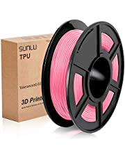 3D Printer Filament, TPU Filament 1.75mm, 3D Printer Filament TPU