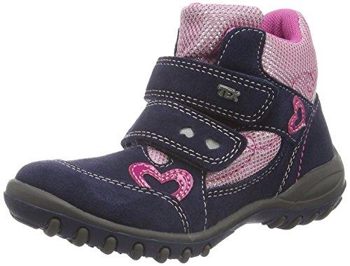 Indigo Mädchen Sneaker Sneakers, Blau (830 Navy VL), 30 EU