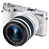 Samsung NX300 20.3MP CMOS Smart WiFi Mirrorless...