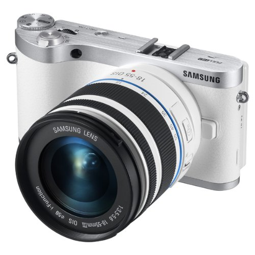 Samsung 20 3MP Mirrorless Digital 18 55mm product image