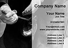 Farrier Business Cards For Sale