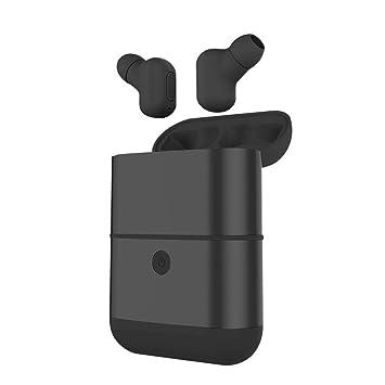 Asiproper X2 TWS - Auriculares Bluetooth con Caja de Carga, Color Negro: Amazon.es: Electrónica