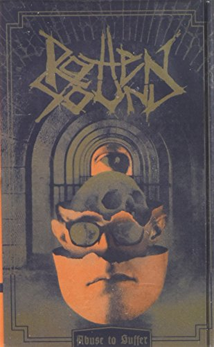Cassette : Rotten Sound - Abuse To Suffer (Cassette)