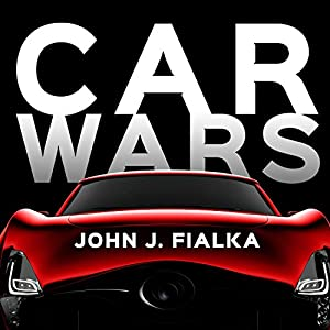 Car Wars Audiobook