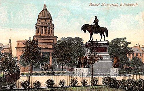 Albert Memorial Edinburgh Scotland, UK (Albert Memorial)