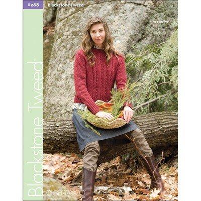 Berroco - Blackstone Tweed Booklet (# 288) - Knitting Book from Berroco ()