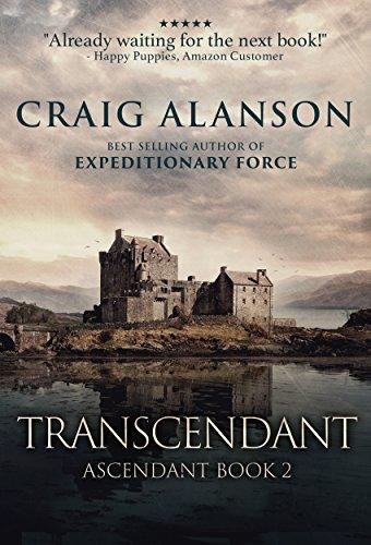 Transcendent (Ascendant Book 2) (English Edition)