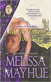 Book All the Time You Need (Magic of Time)