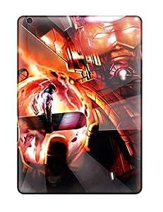 Defender Case For Ipad Air, Marvel Pattern