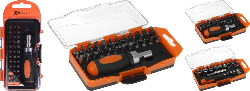 Auto-Werkzeug OVP 29-teiliger Schraubendreher und Bit Satz Handwerker Neu