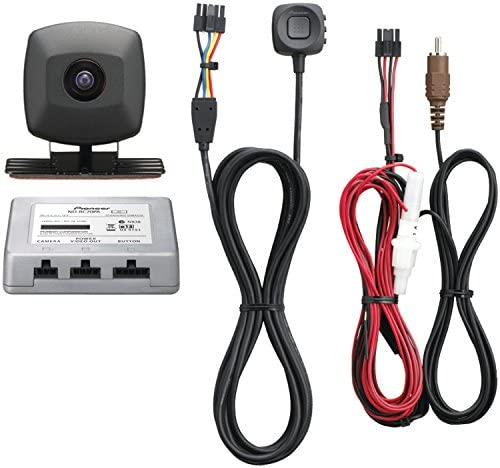 Pioneer ND-BC8 1 4 CMOS Universal Rear-View Camera W O Box Free Audiocon Car Air Freshener