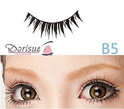 Dorisue (B5) 10 Pairs False Natural Voluminous Show Medium thick dimon style eyelash