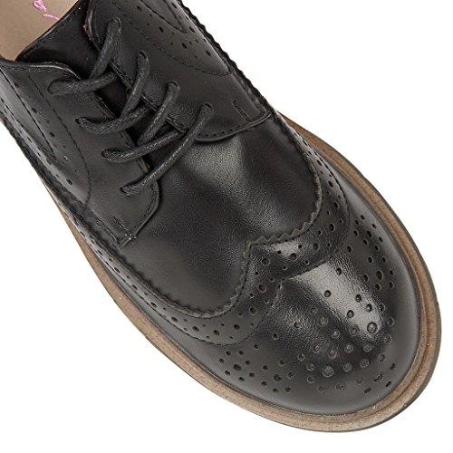 DolcisLuca - Zapatos de Vestir mujer negro