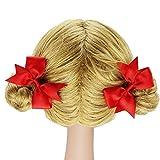 40PCS Hair Bows for Baby Girls Toddler, iBiubiu