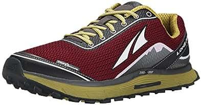 Altra Men's Lone Peak 2.5 Trail Running Shoe, Rio Red, 7 M US