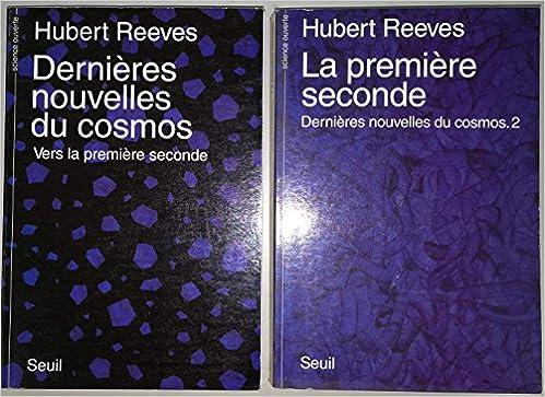 Amazon Fr Dernieres Nouvelles Du Cosmos Tomes 1 Et 2 2
