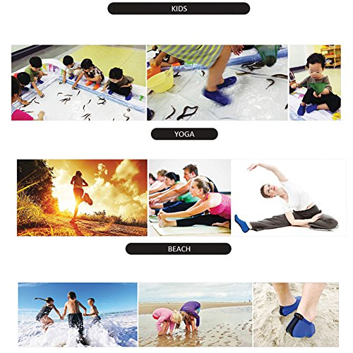 On Dance Yoga Interesting Sock Exercise Swim Rose Pool Skin Red Surf Slip Shoes Water Beach Aqua Unisex rXnYvYq0O