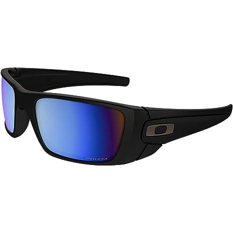 OAKLEY 0OO9096, Gafas de sol Hombre, Negro (Matte Black), 60