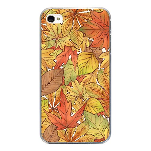 """Disagu SF-sdi-3814_1184#zub_cc2455 Design Schutzhülle für Apple iPhone 4 - Motiv """"Herbstblätter_01"""""""