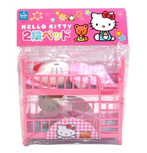 Hello Kitty Bunk Bed Japanese Import Japan Import Amazon