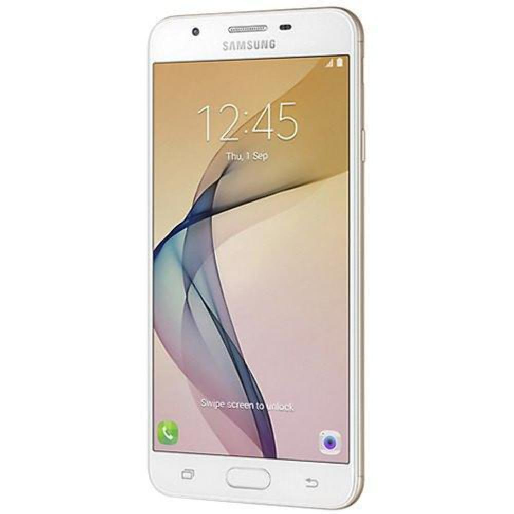 Samsung Galaxy J7 Prime (32GB) G610F/DS - 5.5'' Dual SIM Unlocked Phone with Finger Print Sensor (Gold) by Samsung (Image #5)