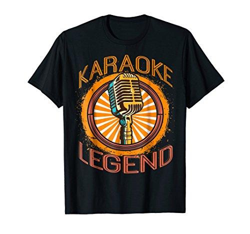 Karaoke Music Gifts | Sing Music Bar Singer Karaoke Legend