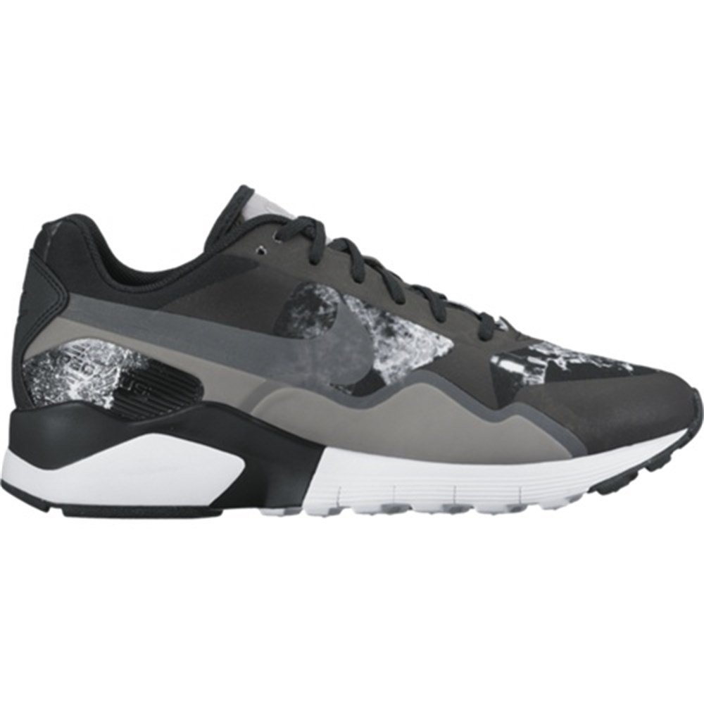 Nike Womens Air Pegasus 92/16 Print - Black/Wolf Grey-White 844927-001 (8M US)
