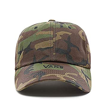 Vans Mayfield Curved Bill Jockey -Fall 2018-(VN0A3HLR97I1) - Classic Camo - One Size