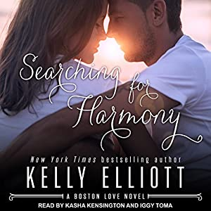 Searching for Harmony Audiobook