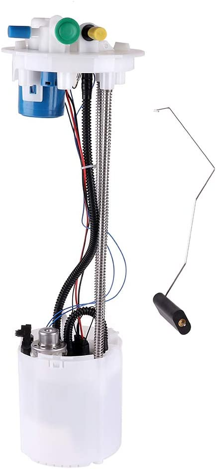 SCITOO Fuel Pump Electrical Assembly High Performance fit 2011-2014 for Chvey Silverado 2500 HD 6.0L