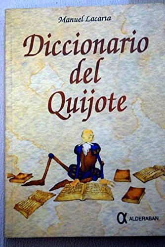 Diccionario del Quijote (Colección DIDO diccionarios ...