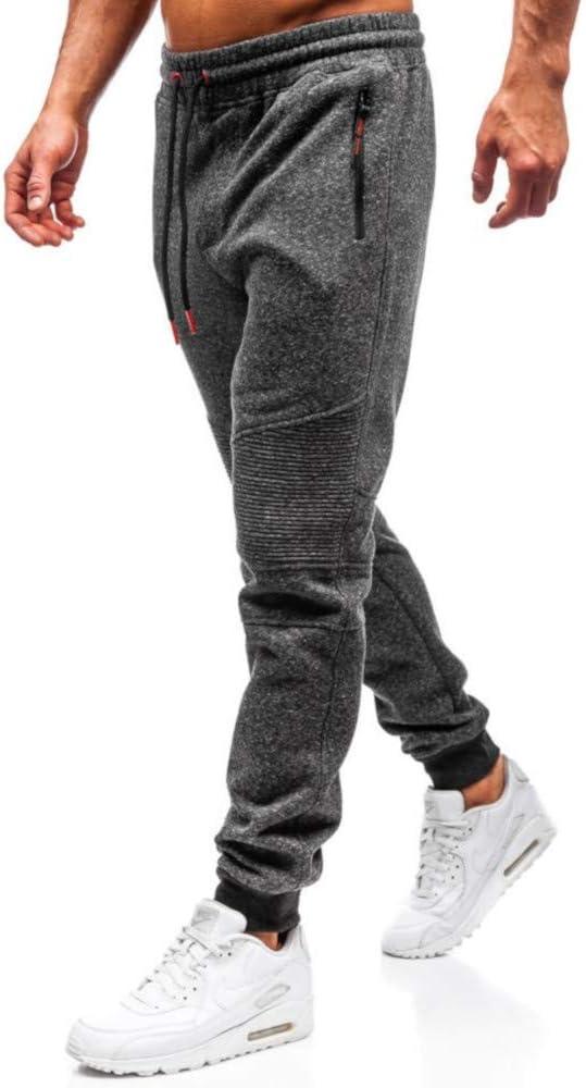 BOLF Hombre Pantalón De Chándal Jogger Pantalones Deportivo Diseño ...